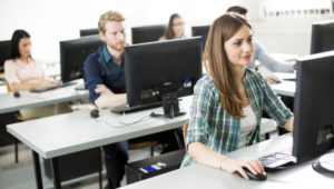 Компьютерное тестирование в образовании. Роль при поступлении